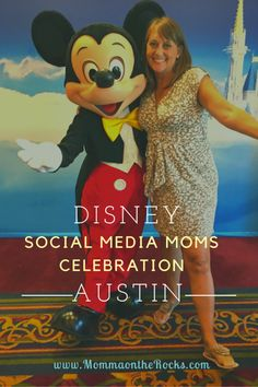 Disney Social Media Moms Celebration goes to Austin - Momma On The Rocks