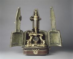 a microscope from Versailles