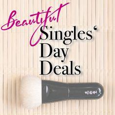 Singles Day Beauty Deals - Pinsel Liquid Lipsticks bissi Fashion zum 11.11. | http://www.magi-mania.de/singles-day-beauty-deals/