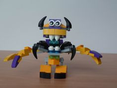 LEGO MIXELS WIZWUZ VOLECTRO MIX or MURP ? Instructions video with Lego 41526 and Lego 41508