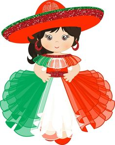 Flores Mexican Birthday Parties, Mexican Fiesta Party, Christmas Art, Cute Cartoon, Rock Art, Paper Dolls, Clip Art, Decoration, Drawings