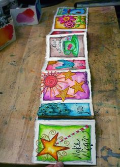 Watercolor Whimsy with Joanne Sharpe 2