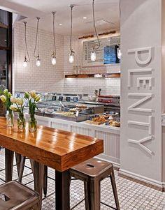 Brooklyn Berry DesignsCafe Plenty - Restaurant Design Toronto   Brooklyn Berry Designs