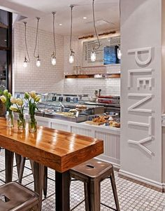 Brooklyn Berry DesignsCafe Plenty - Restaurant Design Toronto | Brooklyn Berry Designs