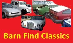 Classic Car Lot Walkaround Barn Find Classics Old Muscle Cars Video #2