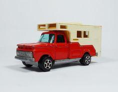 Corgi Juniors Whizzwheels - Ford Camper - Die-cast Toy Model - 7.5 cm Long (1) Recreational Vehicles, Diecast, Camper, Corgi, Toys, Model, Ebay, Activity Toys, Truck Camper