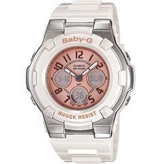 BGA110-7B2 - Baby-G White - Womens Watches | Casio - Baby-G $99