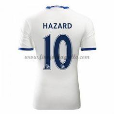 Jalkapallo Pelipaidat Chelsea 2016-17 Hazard 10 3rd Paita