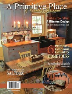 A Primitive Place Magazine Summer 2013