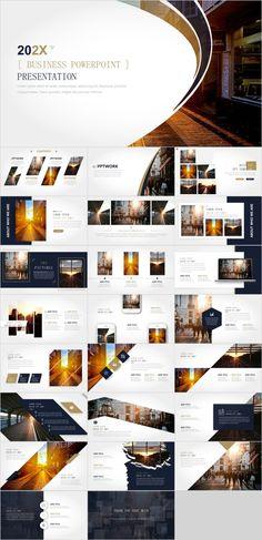 Professional Presentation Templates, Professional Powerpoint Templates, Corporate Presentation, Presentation Design, Microsoft Powerpoint, Layout Design, Ppt Design, Design Art, Modern Powerpoint Design
