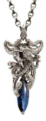 Magerit Mythology Necklace CO1503.146TB