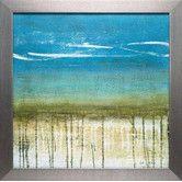 Found it at Wayfair - Shoreline Memories II by Heather McAlpine Framed Painting Print
