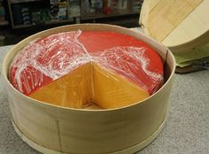 Hoop Cheese - It just doesn't get any better.