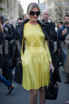 Paris Fashion Week 2015 credits: Andrea Pacini for DMODAGUIDE #pfw #paris #fashion #week #2015 #dmodaguide #hardkore79 #street #style #streetstyle #moda #blogger #model #look #outfit #woman #photo #Andrea #pacini  #chloè