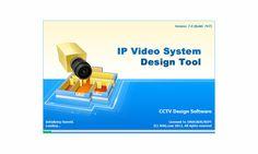 IP Video System Design Tool — программа для проектирования систем видеонаблюдения. Скачать, инструкция