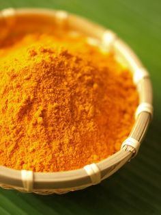 Ground Turmeric for recovering from a torn rotator cuff or other sports injuries.