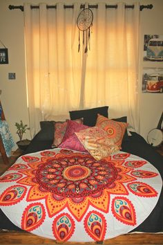 Rise and shine, Create your space Boho Inspiration, Mandala Tapestry, Your Space, Boho Fashion, Blanket, Lifestyle, Bedroom, Create, Spring