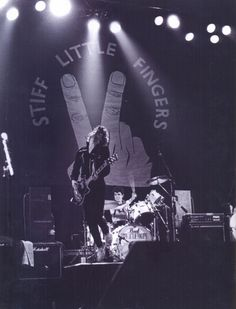 Stiff Little Fingers.....