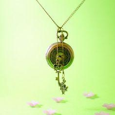 Colgante reloj Wonder watch (Colección Wonderland)
