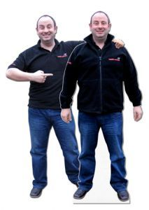 Personalised Life size Cut Outs - upload your photo and Mask-arade will produce a life size cut out!