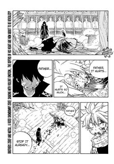 Fairy Tail 527 - Page 3 - Manga Stream