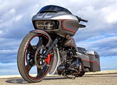 """Harley Road Glide """"Edition 1"""" by Rick's Motorcycles"""