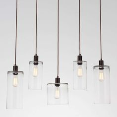 Apothecary Linear Suspension Light