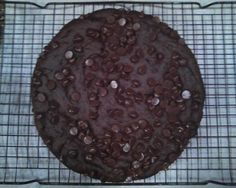 Chef AJ's Outrageous Unprocessed Brownies