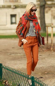 Trendy Street Style From Paris Fashion Week