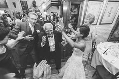 Alger House Wedding in the West Village, NY - Captured by NYC wedding photographer Ben Lau.