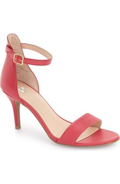 simple red sandals now on sale at @nordstrom