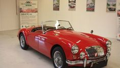 *SOLD* 1960 MG MGA 1600 Mark I. - K178