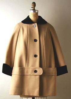 Coat Norman Norell 1952-53