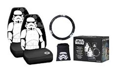 Deck out your car in stormtroopers and you'll be safe forever (get it?  Because you'll never hit anything)