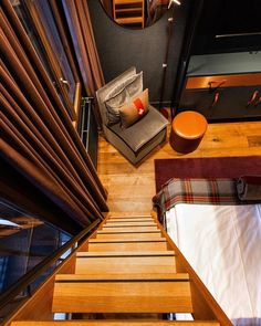 www.huusgstaad.com Alpine Style, Chalet Style, Hotel S, Guest Room, This Is Us, Stairs, Relax, Rustic, Traditional