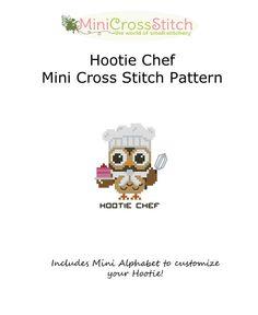 Hootie Chef Mini