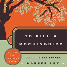 "Another must-listen from my #AudibleApp: ""To Kill a Mockingbird"" by Harper Lee, narrated by Sissy Spacek."