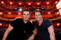 Jan Ammann & Mark Seibert