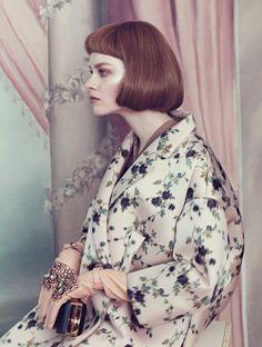 "The Sunday Times Style Magazine September 2013 ""Safari""Gwen Loos byElena Rendina."