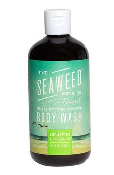 Hydrating Seaweed Body Wash To Help Dry, Flaking, Itchy Skin - mindbodygreen.com