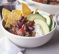 Sara's chilli con carne recipe - BBC Good Food