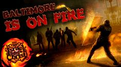 The Israelites: Baltimore Is On FIRE