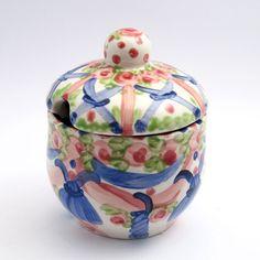 "DOSEN ""Rosa-BluVerde"" Jar, Home Decor, Pink, Decoration Home, Room Decor, Home Interior Design, Jars, Glass, Home Decoration"