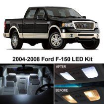 RECON Part 264124BK Ford 0408 F150 & Explorer Sport