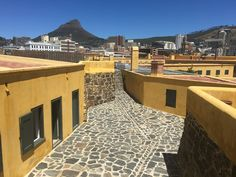 Castle of Good Hope Boulder Beach, Cape Town, Bouldering, South Africa, Castle, Mansions, House Styles, Home Decor, Decoration Home
