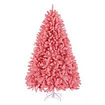 Puleo Tree Company 7.5-foot Artificial Slim Fraser Fir Christmas ...