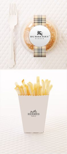 couture fast food