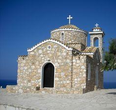 Profitis Elias Church | Protaras | Cyprus  Copyright by Sandra Winkler