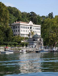 Villa Carlotta, a Tremezzo, sul Lago di Como