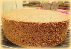 Sponge Cake, Vanilla Cake, Cake Recipes, Food And Drink, Bread, Cookies, Dishes, Baking, Kuchen